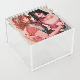 Tanda de las Femmes Acrylic Box