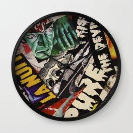 La Nuit 2 (Alternative) Wall Clock