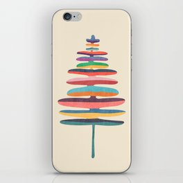 Joy Fern iPhone Skin