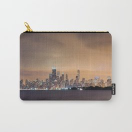 Chicago from Montrose Harbor Carry-All Pouch