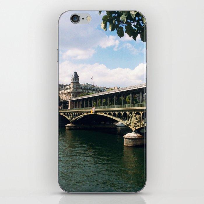 Paris Bridge iPhone Skin