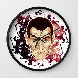 Ninth Doctor  Wall Clock