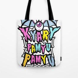 Kyary Pamyu Pamyu 3 T-shirt Tote Bag