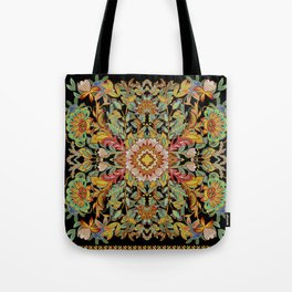 Dance Between Fire Now! Tote Bag