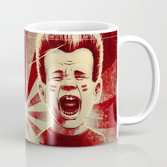 Red Noise Mug