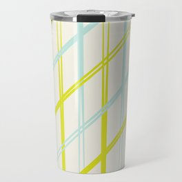 Diagonals  Travel Mug