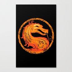 FIGHT! Canvas Print