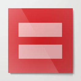 Equal Love #1 Metal Print