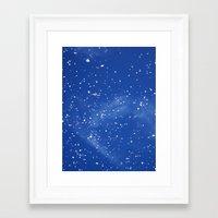 olivia joy Framed Art Prints featuring Joy by Nina's clicks
