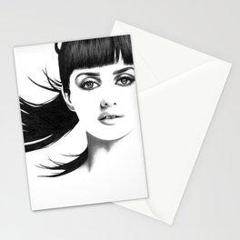 Penélope Cruz Stationery Cards