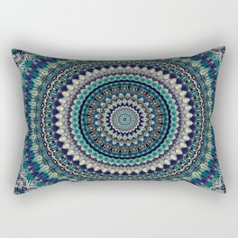 MANDALA DCXXXV Rectangular Pillow