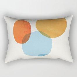 Abstraction_Balance_001 Rectangular Pillow