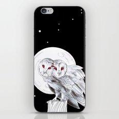 Mutant Owls iPhone Skin