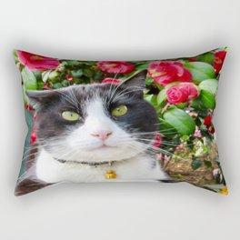 Orazio Prince of flowers Rectangular Pillow