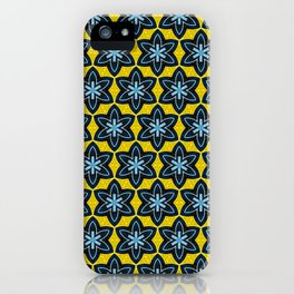 Blue Moon 12 iPhone Case