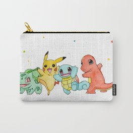 Pokemons Carry-All Pouch