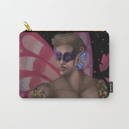 Manly Butterfly Carry-All Pouch