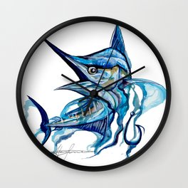 HOOKEM  Wall Clock