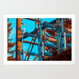 Now you have the Power Art Print