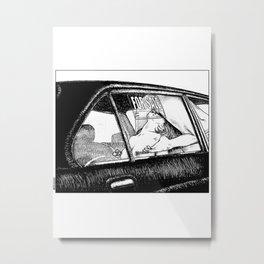 asc 450 - La bonne affaire (A good bargain) Metal Print