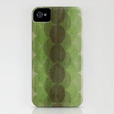 Round & Round  iPhone (4, 4s) Slim Case