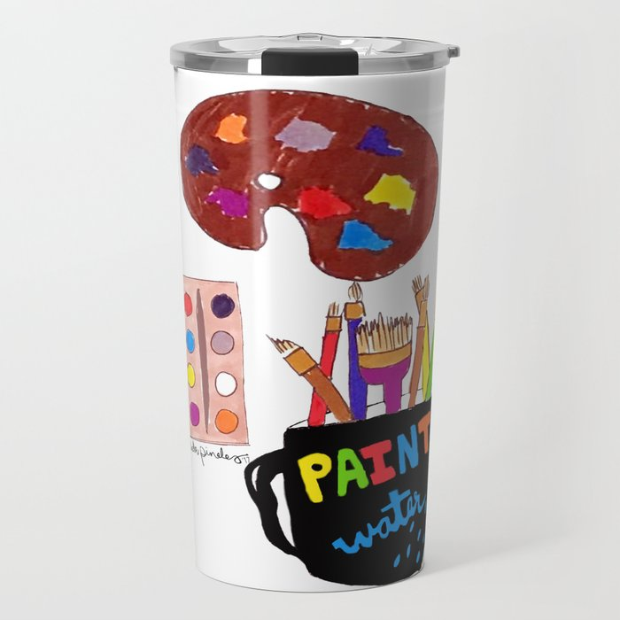 Artist Tools Travel Mug