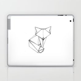 Origami Fox Laptop & iPad Skin