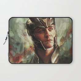 The Prince of Asgard Laptop Sleeve
