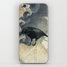 From a raven child iPhone Skin