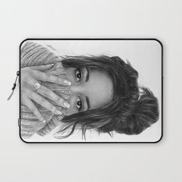 Camila Cabello Jumper Drawing Laptop Sleeve