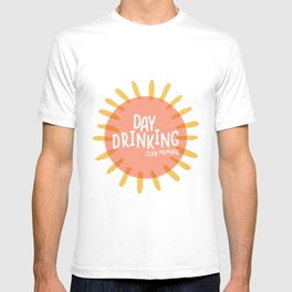 day drinking club member T-shirt