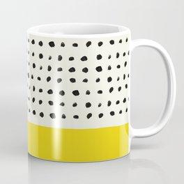Sunshine x Dots Coffee Mug