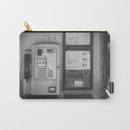 Open Air Phone Booth Carry-All Pouch
