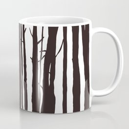 The Trees and The Forest Coffee Mug
