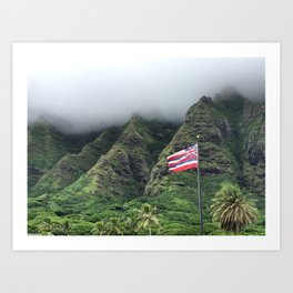 This is Hawaii Art Print