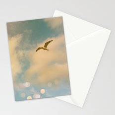 The Lost Gull Stationery Cards