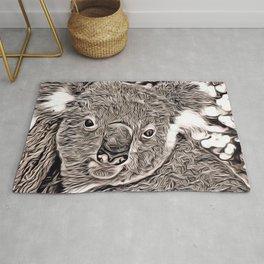 Rustic Style - Koala Rug