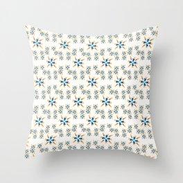 Geometric star Throw Pillow