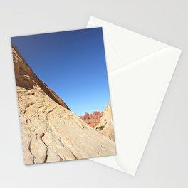 Sandstone Desert Stationery Cards