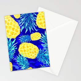 Pineapple Love Stationery Cards