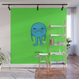 Grumpyfurrrts Wall Mural