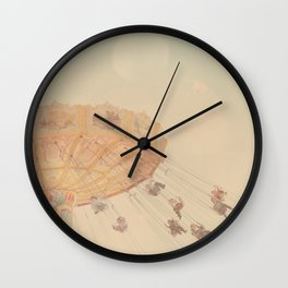 Free Ride Wall Clock