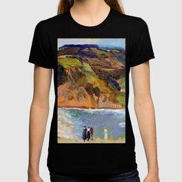 Joaquin Sorolla Shore of San Sebastian T-shirt