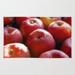 Sweet red Apple Rug