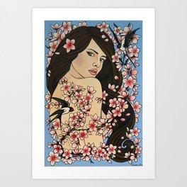 - Spring - Art Print
