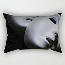 Faceless Rectangular Pillow