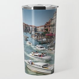 Grand canal Venice Italy Travel Mug