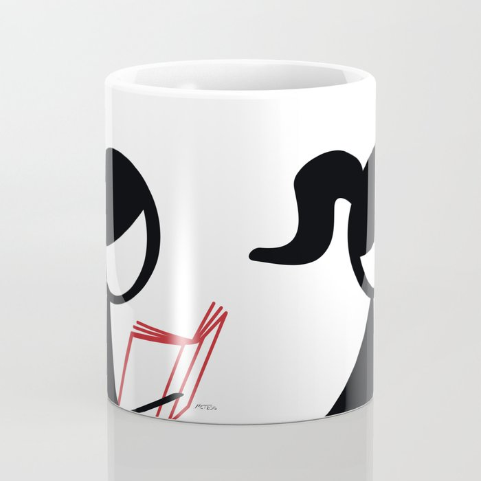 Page Turner Coffee Mug
