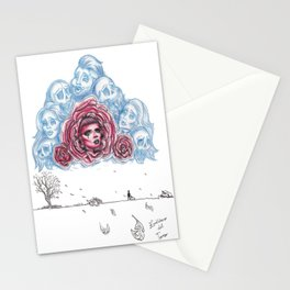 The Rosa Stationery Cards