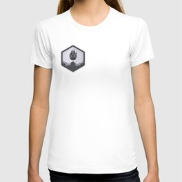 Rebel Alliance Charcoal Badge T-shirt